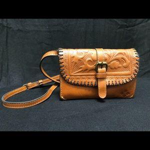 Patricia Nash crossbody/clutch purse